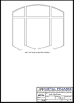 Arch Top Frame PDF provided by JR Metal Frames.