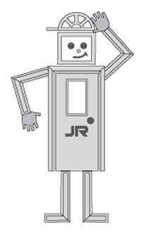 Click on the JR Metal Frames Mascot for a Door Quote and Order Form.